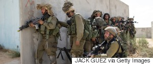 ISRAELI ARMY