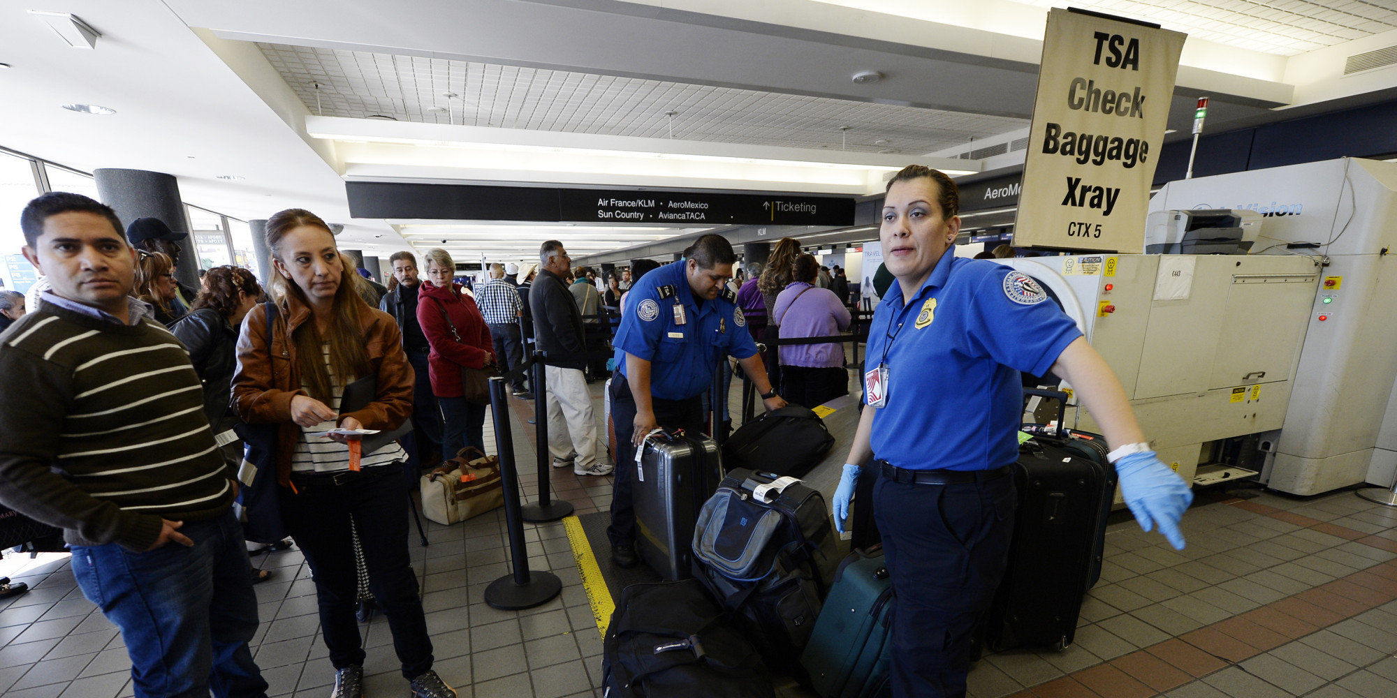 tsa fails 95 percent of airport security tests conducted