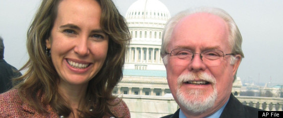 RON BARBER GABRIELLE GIFFORDS