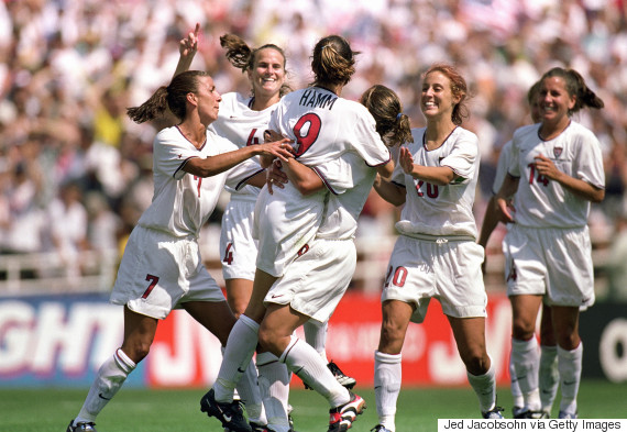 1999 world cup hamm
