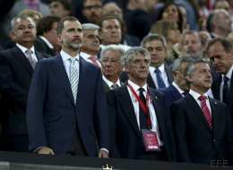 El juez no ve delito en la pitada al himno en la final de Copa