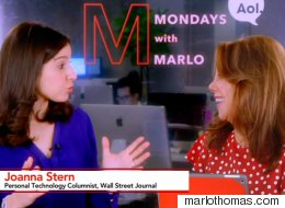 Tech Columnist Joanna Stern joins Mondays with Marlo