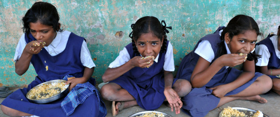 INDIA MID DAY MEAL