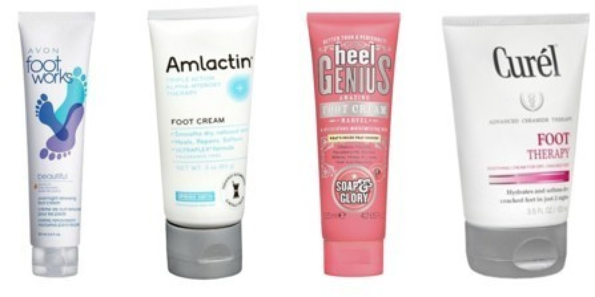 The best foot cream