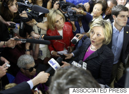 Journalists Meet To Discuss Frustration With Clinton Campaign's Control Over Access And Information