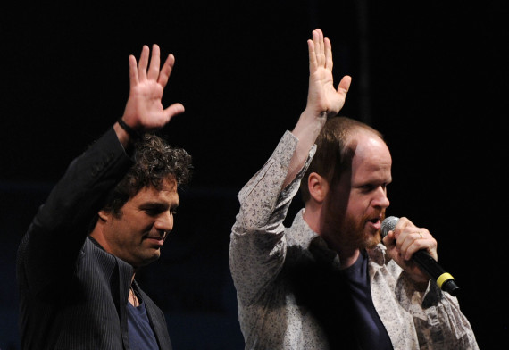 joss whedon mark ruffalo