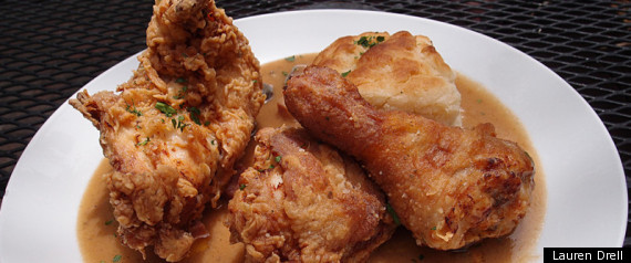 THE SOUTHERNS FRIED CHICKEN