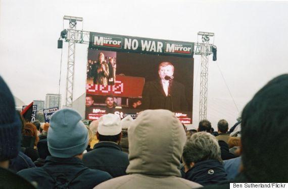 charles kennedy antiiraq war speech