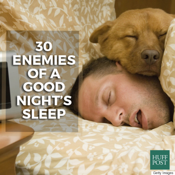 sleep enemy