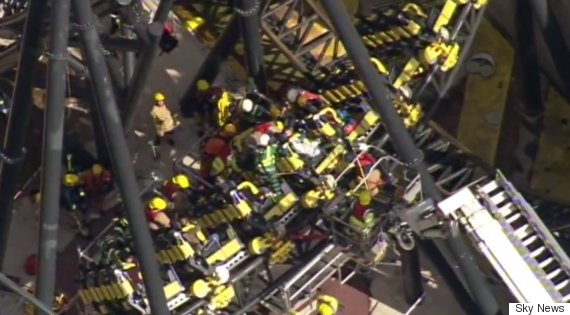alton towers rollercoaster crash