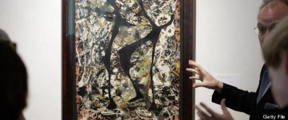 jackson pollock essay jackson pollock and modern art essay example