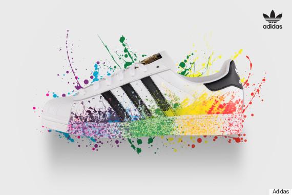 adidas gay pride
