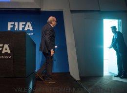 Cayó Blatter