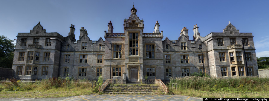 abandoned castles ch teaux and city halls showcase the
