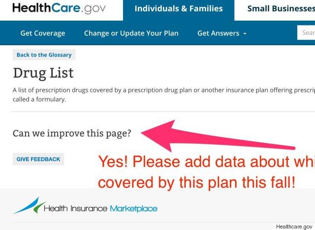 health insurance data