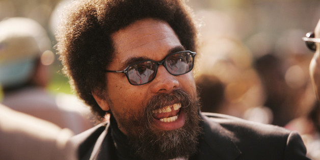 A view on the race matters by cornel west