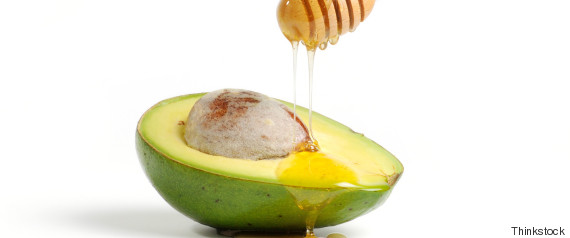 avocado and honey