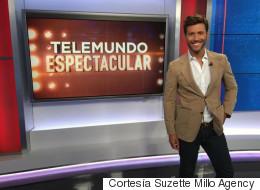 Quique Usales: 'Rashel Díaz me abrió las puertas al noticiero'