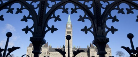 PARLIAMENT HILL PEACE TOWER