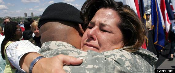Military Suicide Condolences