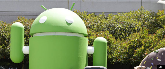 Android Apple Rim Smartphone Comscore Market Share