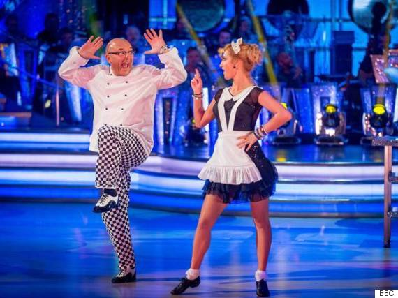 gregg wallace strictly