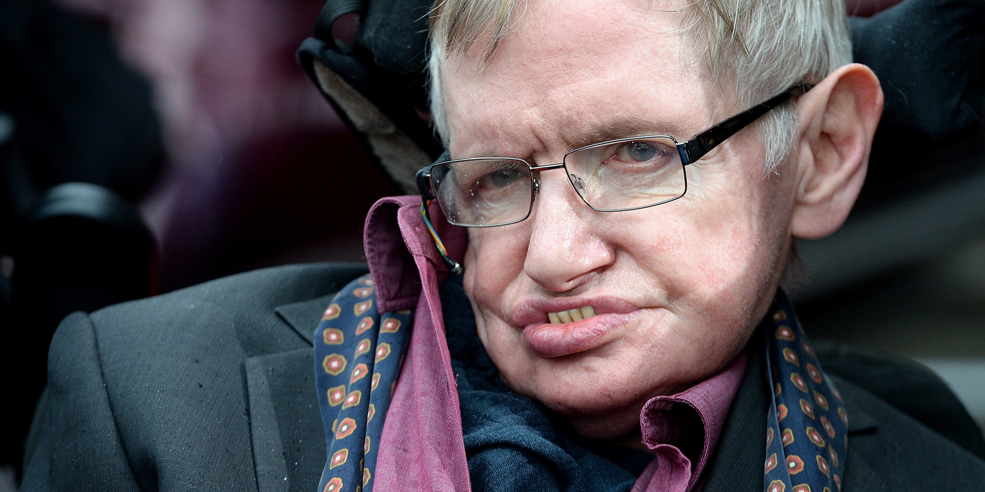 Stephen Hawking Discusses Assisted Suicide With Dara O ... Stephen Hawking