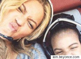 We Love Beyoncé's Family Bonding Photos