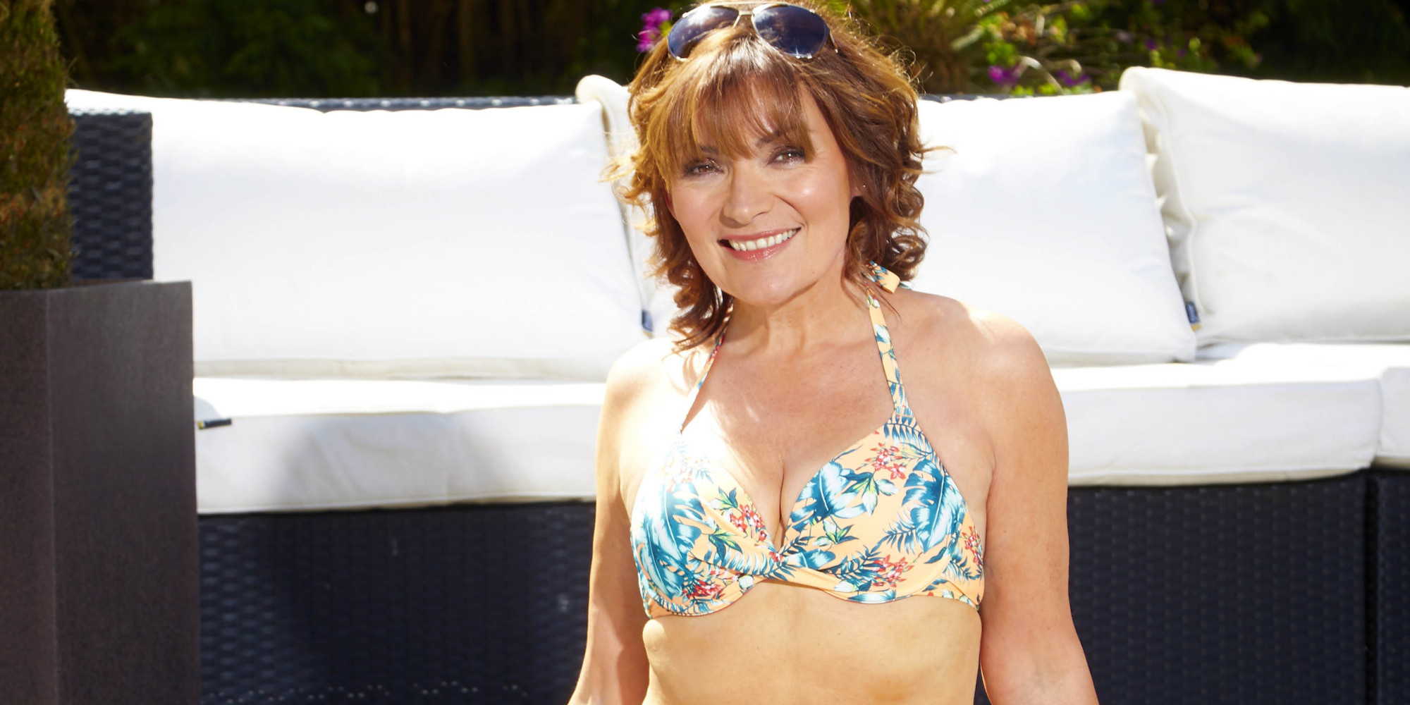 Lorraine Kelly's plastic surgery reveal: I'd never have Botox - BT