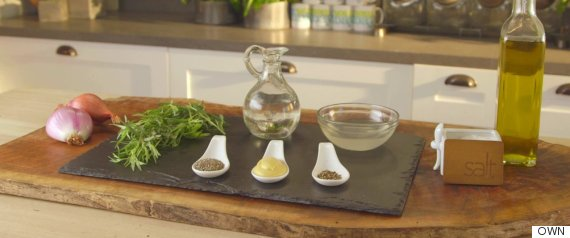 chia seed vinaigrette ingredients