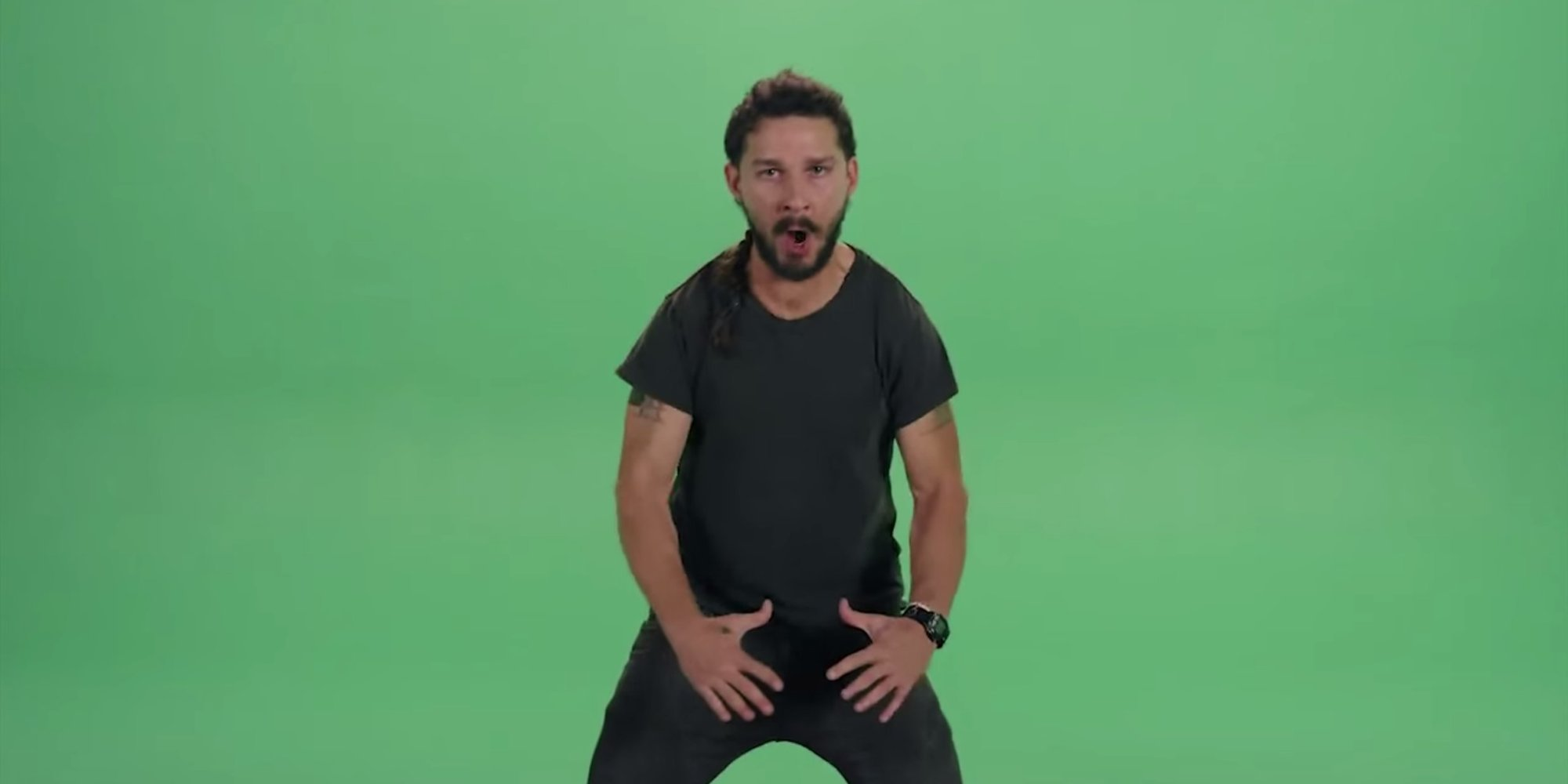 Shia Labeoufs Just Do It Motivational Video Is Good But These Parodies Are Huffington Post Canada on dpo