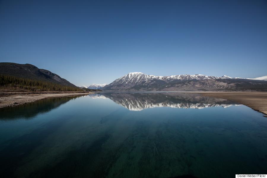 bennett lake yukon