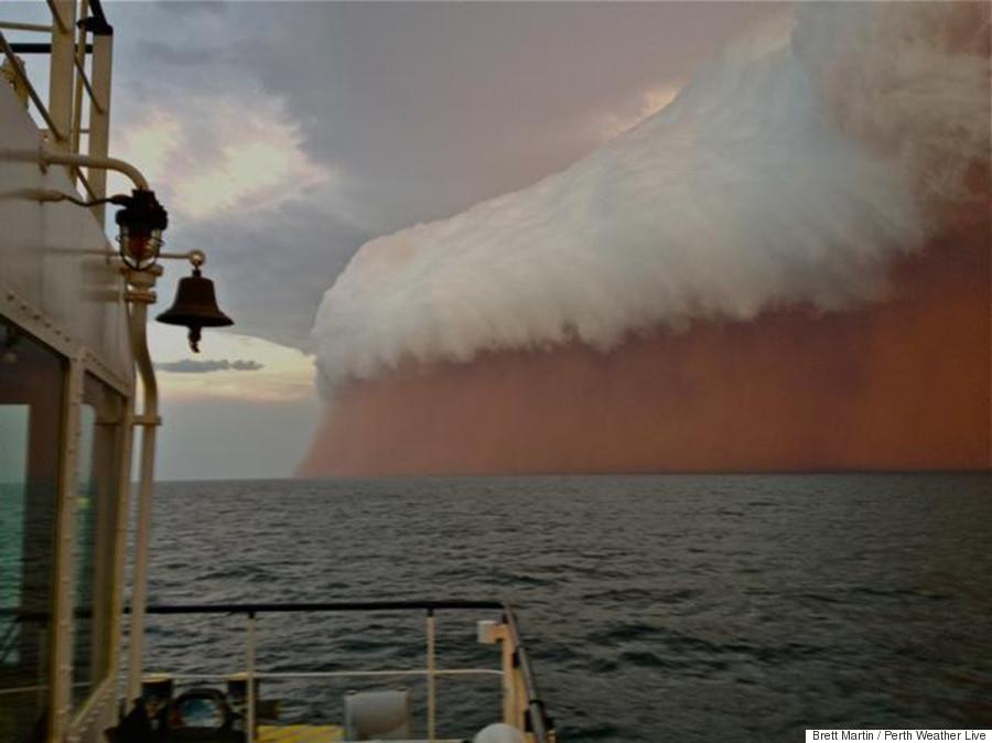 red wave australia