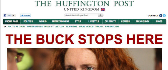 HUFFPOST UK DEBATE BLOG