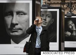 Poutine se fait passer pour un athlète olympique