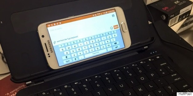 Typo Keyboard