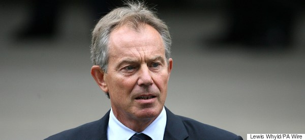 Blair Lands New Role Fighting Anti-Semitism And Holocaust Denial