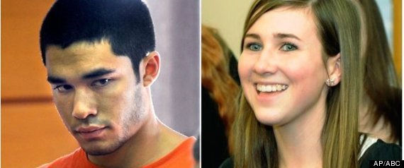 college football player murders high school girlfriend over break video