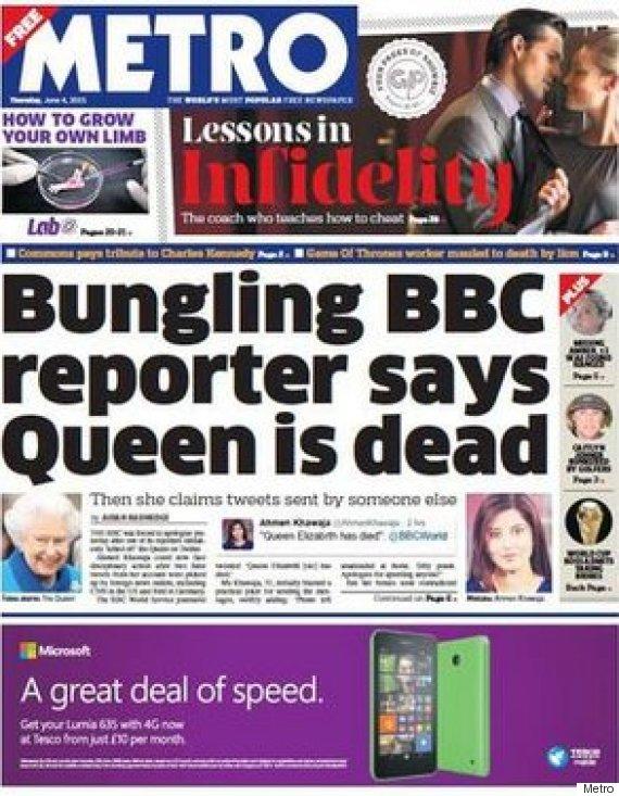 bbc journalist