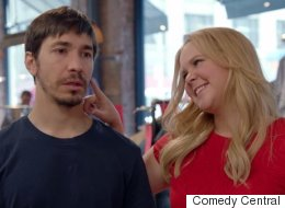 Amy Schumer Takes Her Boyfriend Shopping In 'Say Fine To The Shirt'