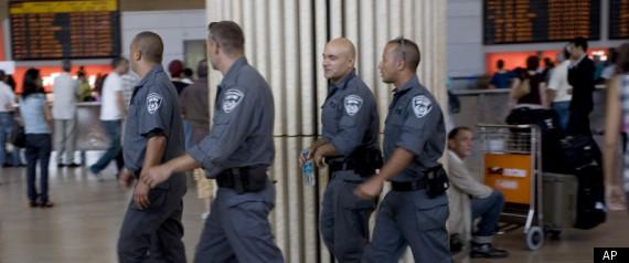 TEL AVIV POLICE