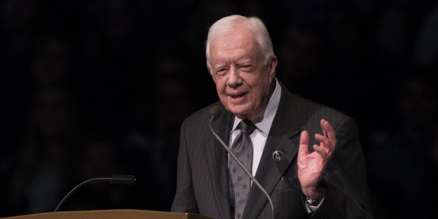 Jimmy Carter Rips Trump: America 'Apparently' Wants a 'Jerk' for President
