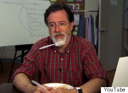 Stephen Colbert Decides The Fate Of His Beard Before He Starts Hosting 'The Late Show'