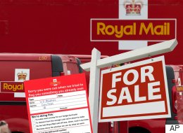 George Osborne Leaves Note For UK Taxpayer Over Royal Mail Sale