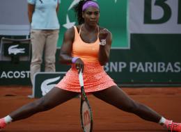 Serena Williams, grippée, se hisse en finale