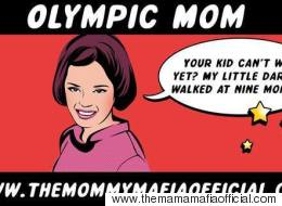 How to Outwit an Olympic Mom