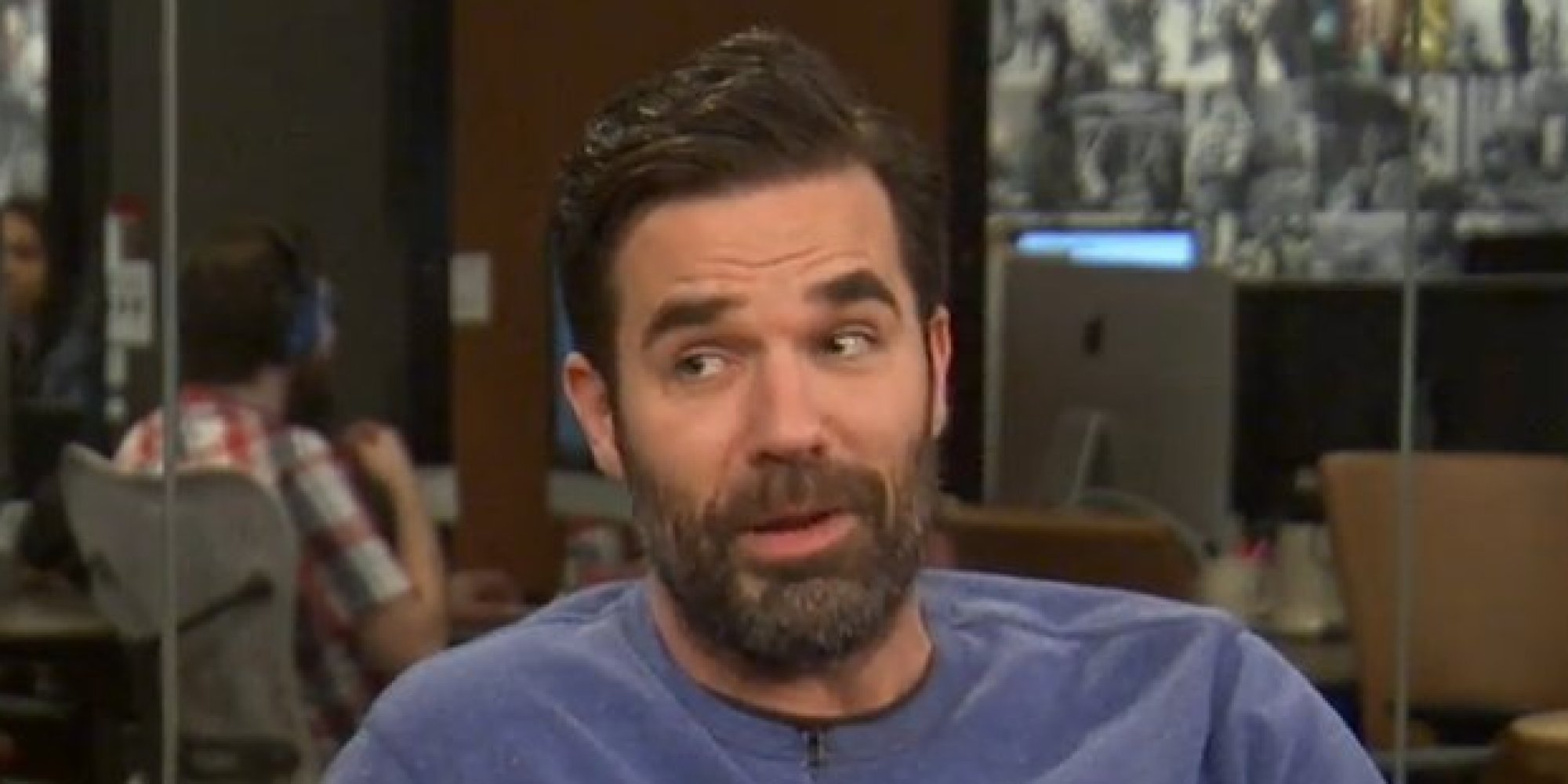 1st studio siberian mouse nude A Rob Delaney Describes His Specially-Made 'Modesty Pouch' For Sex Scenes On  'Catastrophe' | HuffPost