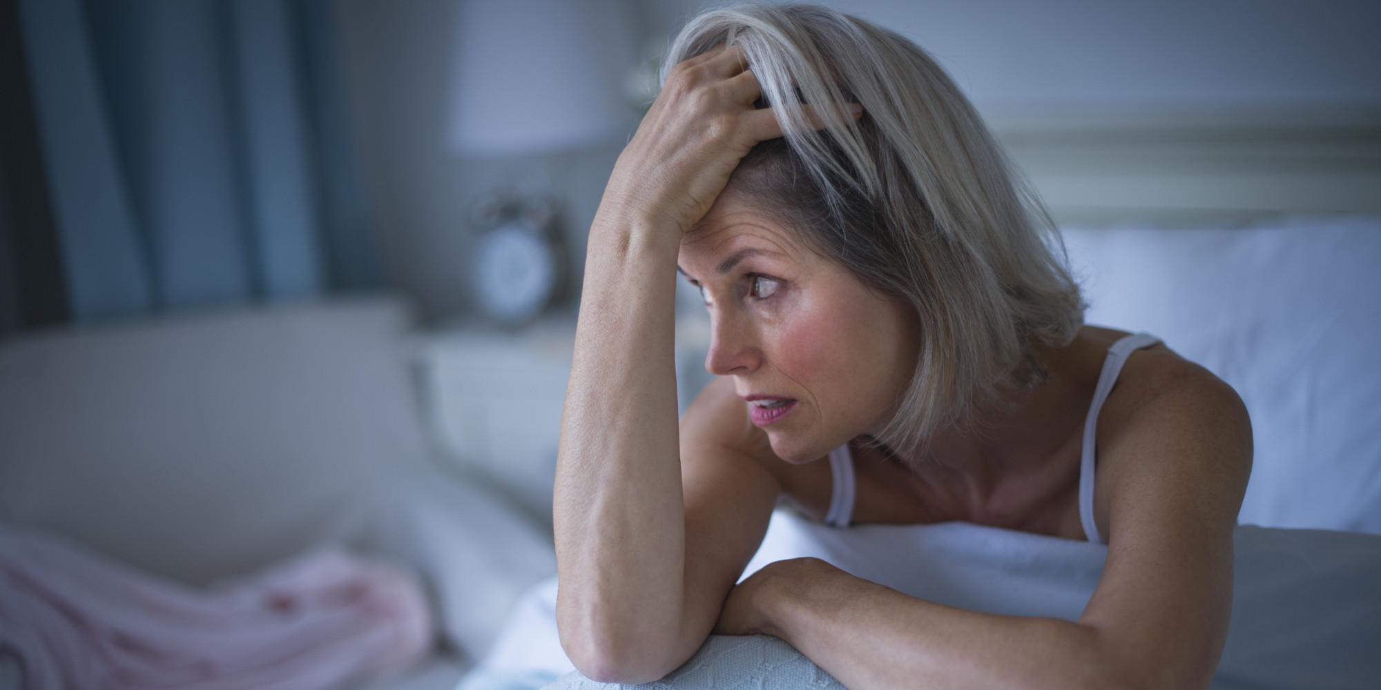 Sleep Troubles In Middle Age Tied To Dissatisfaction With Life, Study Finds The Huffington Post