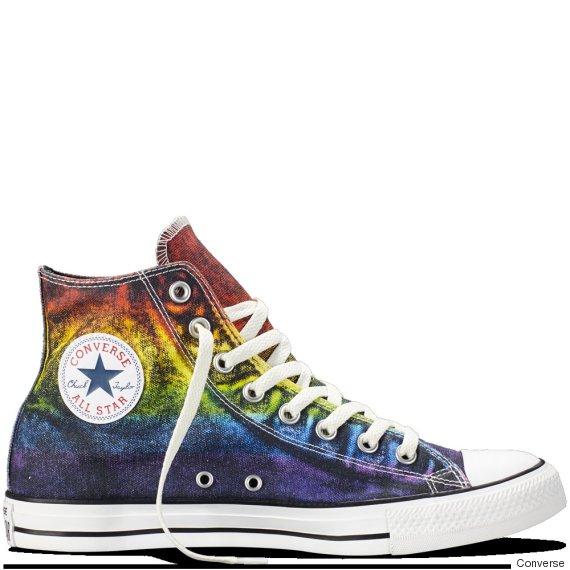 gay pride converse