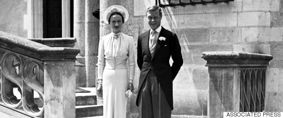 wallis simpson wedding